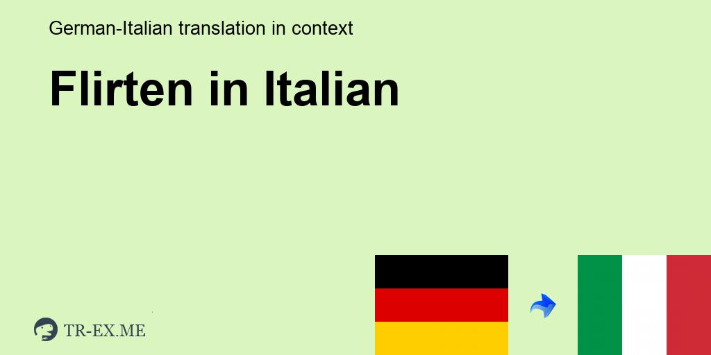 polnisch flirten sätze)