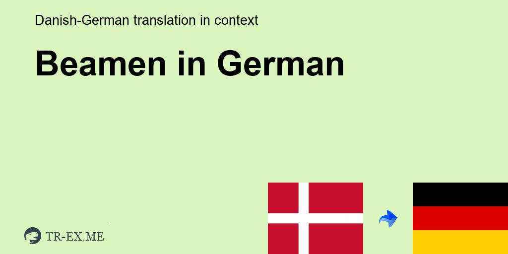 Tysk Oversetter
