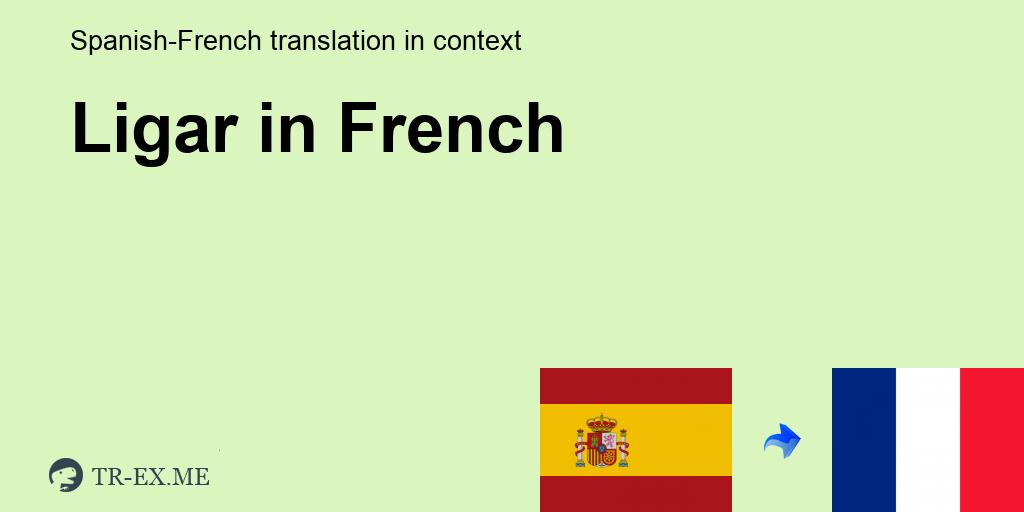 flirter traducir al español)