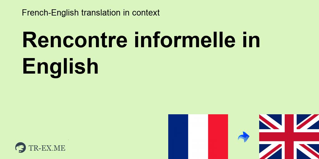 Traduction de
