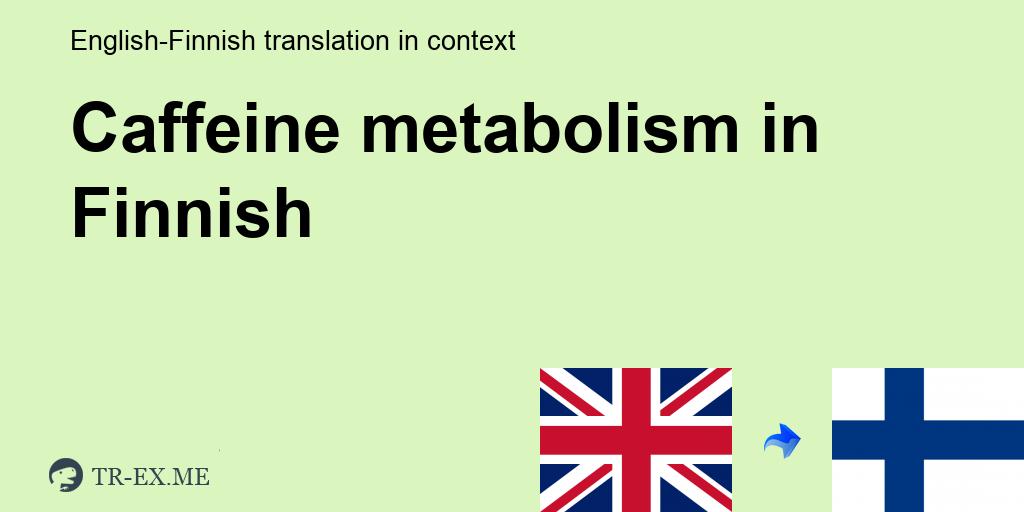 Metaboloituminen